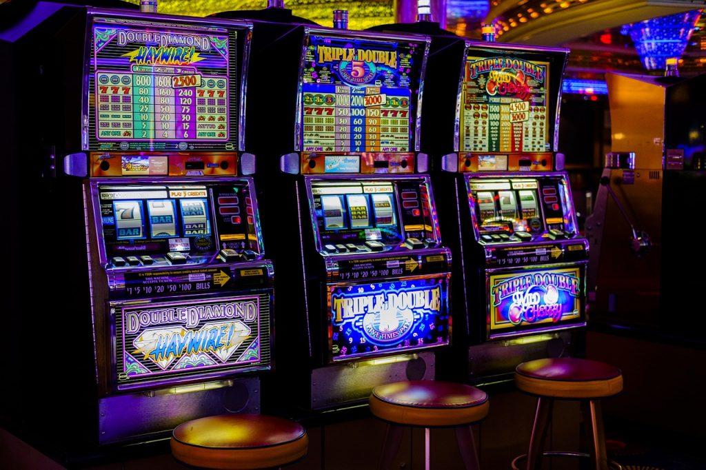 Jeux machines à sous gratuites pour s'amuser